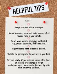 Secure Your Valuable Items With - campus police rend lake college