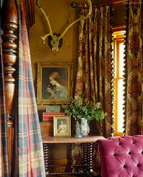 English Country Window Treatments by Splendor In The South B O X E S Pinterest Purple Chair