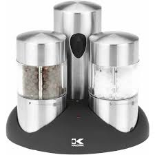 gemco glass salt pepper shaker set walmart
