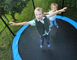 backyard trampoline homeowner obligations