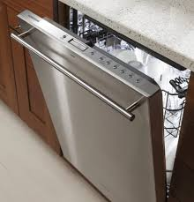Scanpan Dishwasher Monogram Zdt975ssjss Fully Integrated Dishwasher With 16 Place