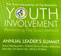Flag Of The Bahamas The Scout Association Of The Bahamas Home Facebook
