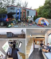 modern tiny house shedsistence d i y modern tiny house base camp on wheels u2014 tiny