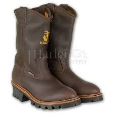 Are Logger Boots Comfortable Lineman Work Boots Lineman Boots J Harlen Co