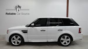 land rover sport 2012 2011 landrover range rover sport hse gt mint condition one owner