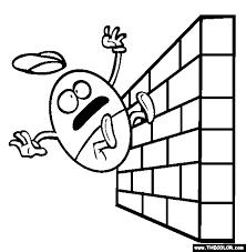 humpty dumpty coloring free humpty dumpty coloring