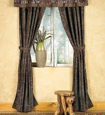 Chezmoi Collection Curtains by Amazon Com Western Paisley Beaumont Southwestern Drapes Rustic