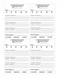 behaviour report template the 25 best behavior report ideas on parent contact