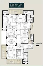 floor plans of emaar mgf the palm springs apartments u0026 penthouses