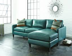 Green Leather Sofa by Furniture Full Grain Leather Sectional Costco Leather Sofa