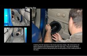 jeep patriot speakers 2010 jeep patriot installation with quicktime