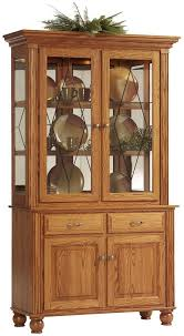 Corner China Cabinet Hutch Sideboards Interesting Oak China Hutch Oak China Hutch Oak