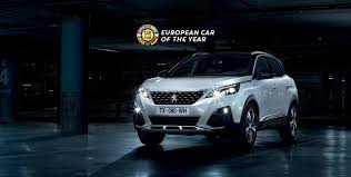 peugeot car of the year all new peugeot 3008 new car showroom suv gt line test drive