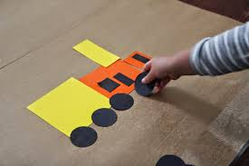 25 shape activities and crafts for kids toddler approved