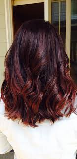 best summer highlights for auburn hair cherry cola hair for fall make me up and tame my mane pinterest