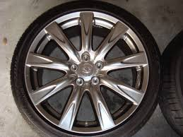 lexus factory wheels for sale for sale 2010 g37 oem 19