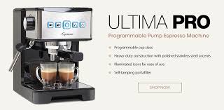 Coffee Grinder Espresso Machine Capresso