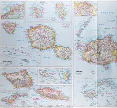 South Pacific Map Maps Oceania South Pacific Map Of South Pacific Islands Babaimage