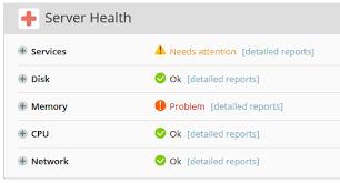 sql server health check report template server health monitor
