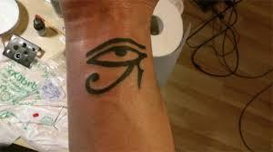 eye of horus wrist elaxsir