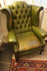 Reupholster Leather Chair 66 Best Wingback Reupholstery Images On Pinterest Wings Antique