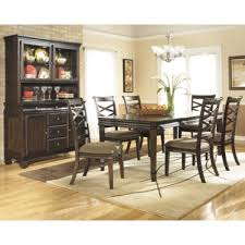 ashley rect dining room ext table d480 35 west branch furniture