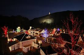 christmas light displays 7 holiday light shows near atlanta