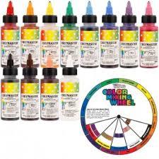 gel food color sets
