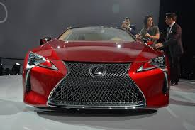 lexus lc coupe horsepower lexus lc 500 makes bold statement with stunning design powerful
