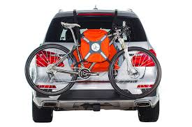 is the inflatable solution to your bike rack woes