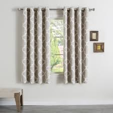 Blackout Curtains Bed Bath And Beyond Curtains Room Darkening Curtains White Grommet Blackout