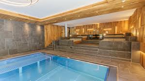 hotel with swimming pool in kaprun zell am see austria