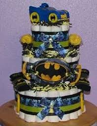 Batman Baby Shower Decorations Batman Baby Shower Cake Batman Star Wars Diaper Cake Baby