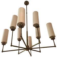 Brass Chandelier Viyet Designer Furniture Lighting Vintage Tommi Parzinger