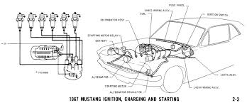 Early Bronco Wiring Diagram 1967 Mustang Wiring And Vacuum Diagrams Average Joe Restoration