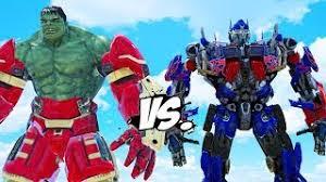 hulk bumblebee transformers epic battle music jinni