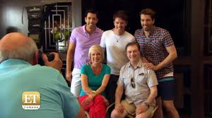 Propertybrothers Property Brothers U0027 Star Jonathan Scott Gets In A Bar Fight Aol