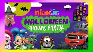 dora halloween party decorations nick jr halloween house party blaze bubble guppies dora and