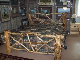 Cedar Log Bedroom Furniture by Cabin Creek Log Creations Cabin Furniture Log Furniture Lodge