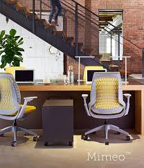 Office Furniture Stores Denver by Allsteel Furniture Designed To Make Offices More Efficient And