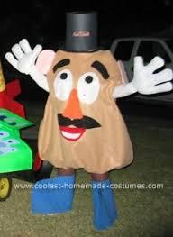 coolest mr and mrs potato head couple homemade costume potato