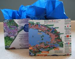 Disney Park Maps Merryweather U0027s Cottage Disney Park Map Project Round Up For Earth Day