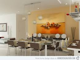 15 modern dining rooms in buttercream paint home design lover
