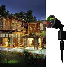 Christmas Lights Projector by Red And Green Christmas Lights Christmas Lights Decoration