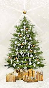 itwinkle christmas tree white christmas christmas tree panel with twinkle
