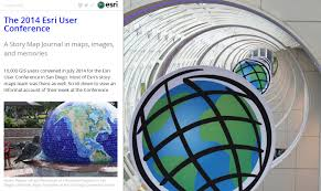 Esri Story Maps Community Maps Recap From The 2014 Esri Interna Geonet