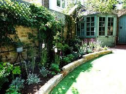 walled garden in london garden designer in london the outside