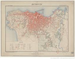 bureau d ude topographique beyrouth dessiné au bureau topographique de l armée française du