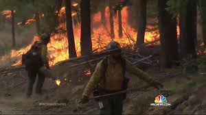 How Many Wildfires In Washington State by Okanogan Complex Washington Wildfire Is Now Largest In State
