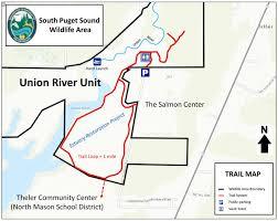 Waterfowl Migration Map Sunnyside Snake River Wildlife Area Washington Department Of